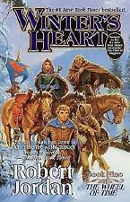 Winter's Heart - The Wheel Of Time #9 by Robert Jordan PB new