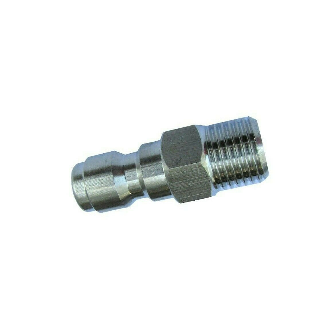 1x Stainless Steel Compact Quick Release Snow Foam Lance Adapter 1/4 Inch BSP