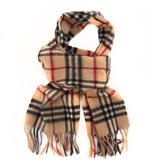7a4ee7d4fb1 free shipping burberry scarf camel lights b7edb 5d0e9