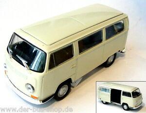 VW-Bus-T2-Modell-1-37-Beige-NEU