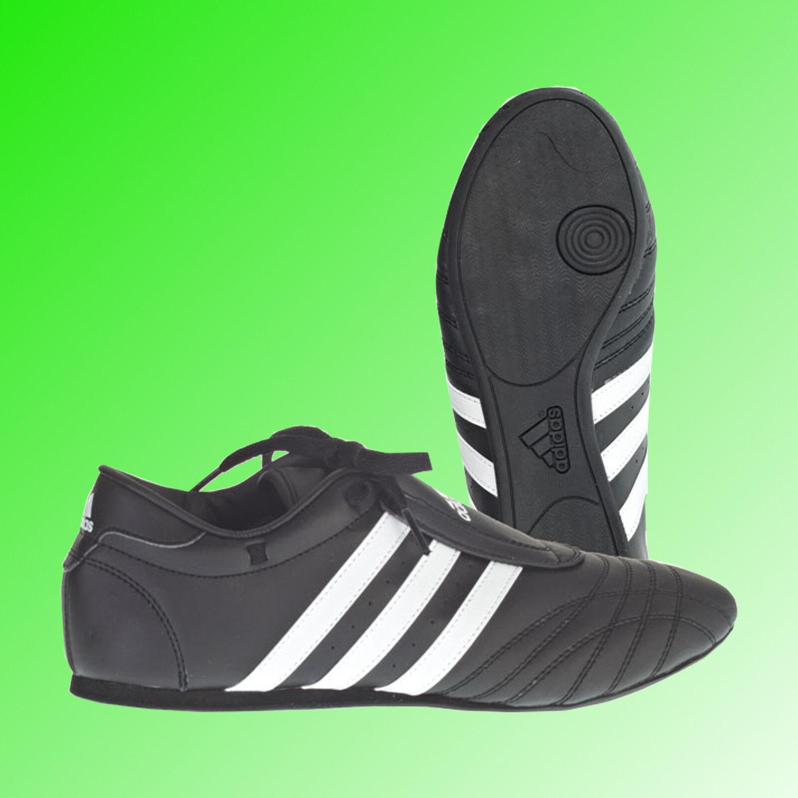 Adidas® SM II Taekwondo TKD Kampfsport Schuhe Sneaker Slipper schwarz 37 - 48