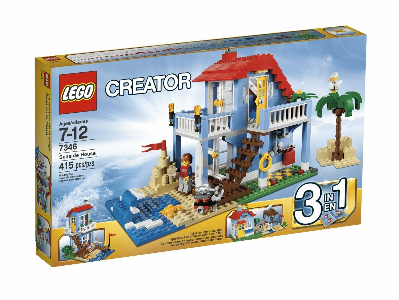 LEGO Creator 7346 - Strandhaus   Seaside House - Haus Ferienhaus NEU NEW MISB
