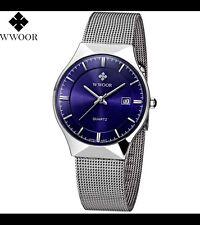 Men's Luxury Brand Autentico Orologio da polso uomo watch ULTRA SOTTILE ULTRA SLIM