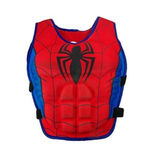 Child Kids Buoyancy Aid Swimming Floating Life Jacket Vest Batman Superman
