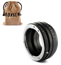Tilt Contax Yashica C/Y lens to Sony E mount adapter NEX-7 5T 6 A6000 A7 A7R