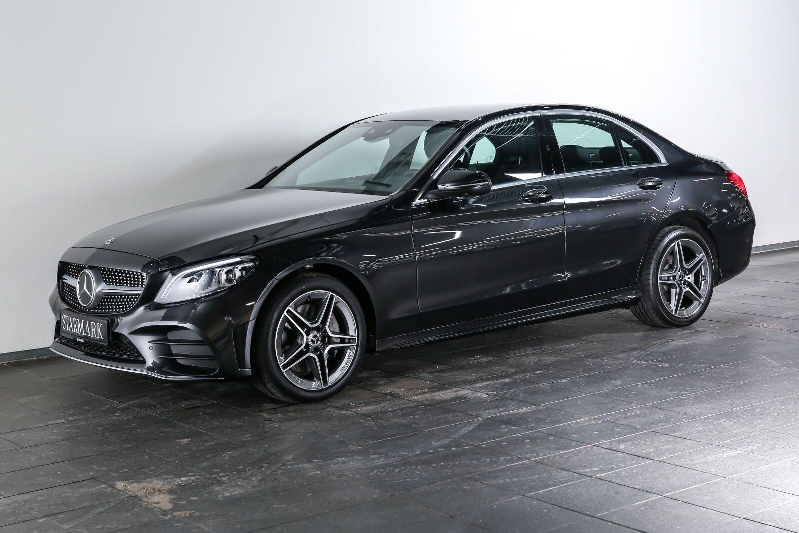 Mercedes-Benz C300 de 2,0 AMG Line aut.