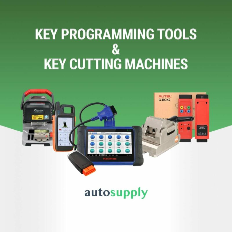Supplier of Key Coding / Programming Tools, Cutting Machines, Transponders and Spare Keys