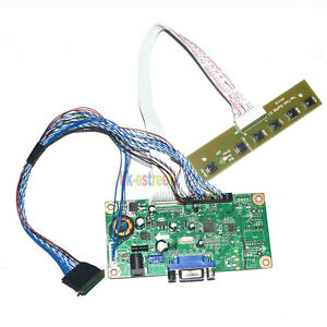 "RT2270 VGA LCD Controller Board For 17.1/"" LP171WX2 LP171WX2-A4K1 1440*900 30Pin"