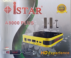 Istar-Korea-receiver-box-with-Six-months-online-TV-code-A8000-plus