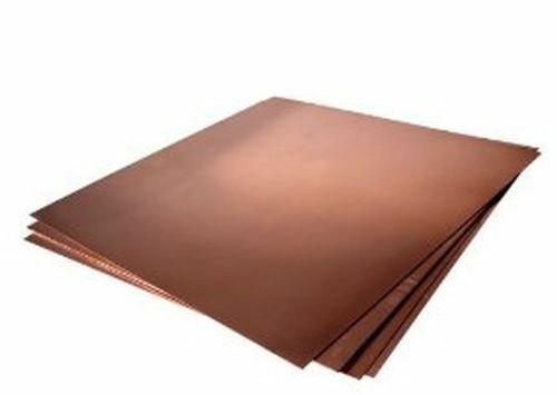 "18ga 26ga 22ga 24ga Copper Sheet 18/""x18/"" 20ga Select Thickness -"