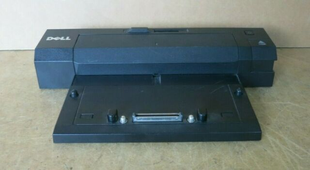 Dell CY640 PR02X E-Series E-Port Plus II Replicator Docking Station USB 2.0