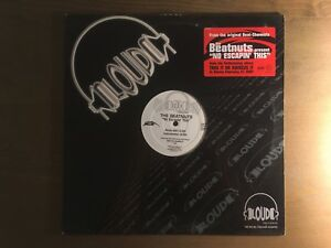 The-Beatnuts-034-No-Escapin-039-This-034-Loud-Records-12-034-Vinyl-LP-2000