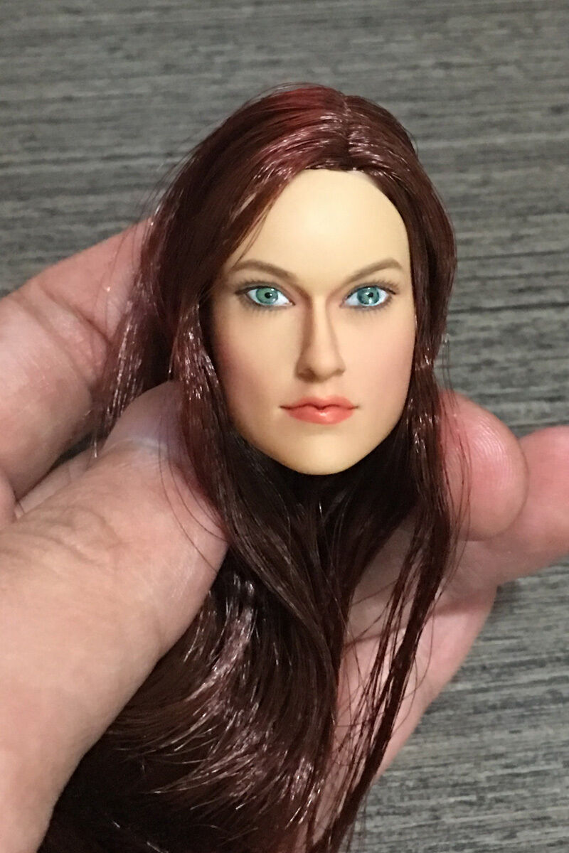 Limited Collectible 1/6 Scale Olivia Wilde Head Sculpt