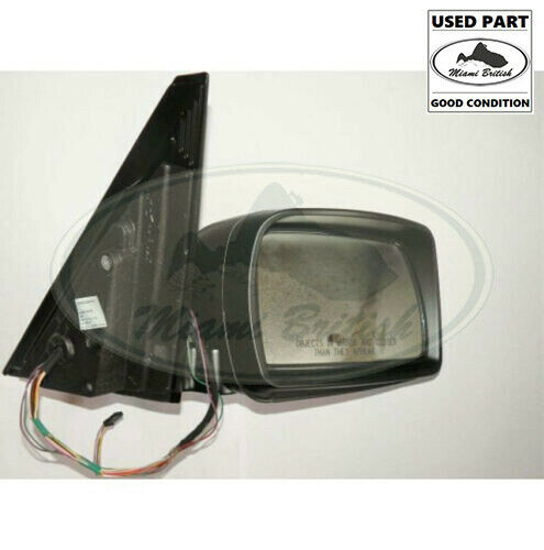 Land Rover Espelho exterior com alcance de vidro Rh 03-04 CRB001842PUY Usado