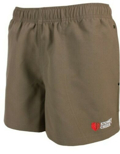 14 Mens size XXXL Stoney Creek Rapid Dry Classic Shorts mocca