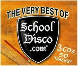 Various-Artists-The-Very-Best-of-School-Disco-com-CD-2004