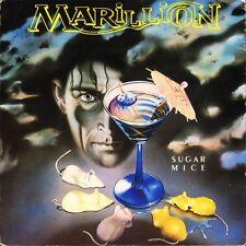 "MARILLION sugar mice/tux on MARIL 7 uk emi 1987 7"" PS EX/EX"