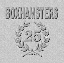 "BOXHAMSTERS Silberhochzeit - 25 Jahre - 7"" -Ltd.Vinyl (EA 80 / Fliehende Stürme)"