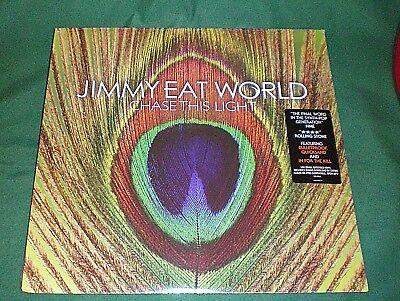 Jimmy Eat World - Chase This Light - NEW & SEALED VINYL LP ...