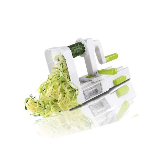 Home & Garden Manual Kitchen Slicers Strongest-... Foldable Spiral ...