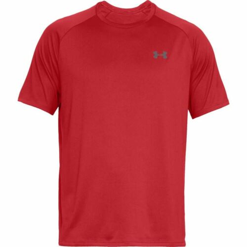 Under Armour 2020 UA HeatGear Tech 2.0 Short Sleeve Training Gym Sports T-Shirt