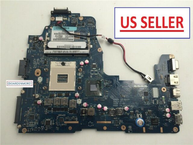 For Lenovo B470 laptop motherboard HM65 Intel CPU 100/% tested