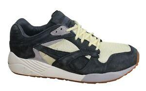Puma XS 850 X BWGH Stringati OMBRA Scuro in Pelle Sneaker Uomo 357032 01 D1