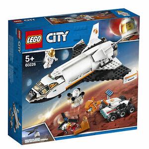 Lego-City-Mars-Forschungsshuttle-60226-Neu-und-Ovp