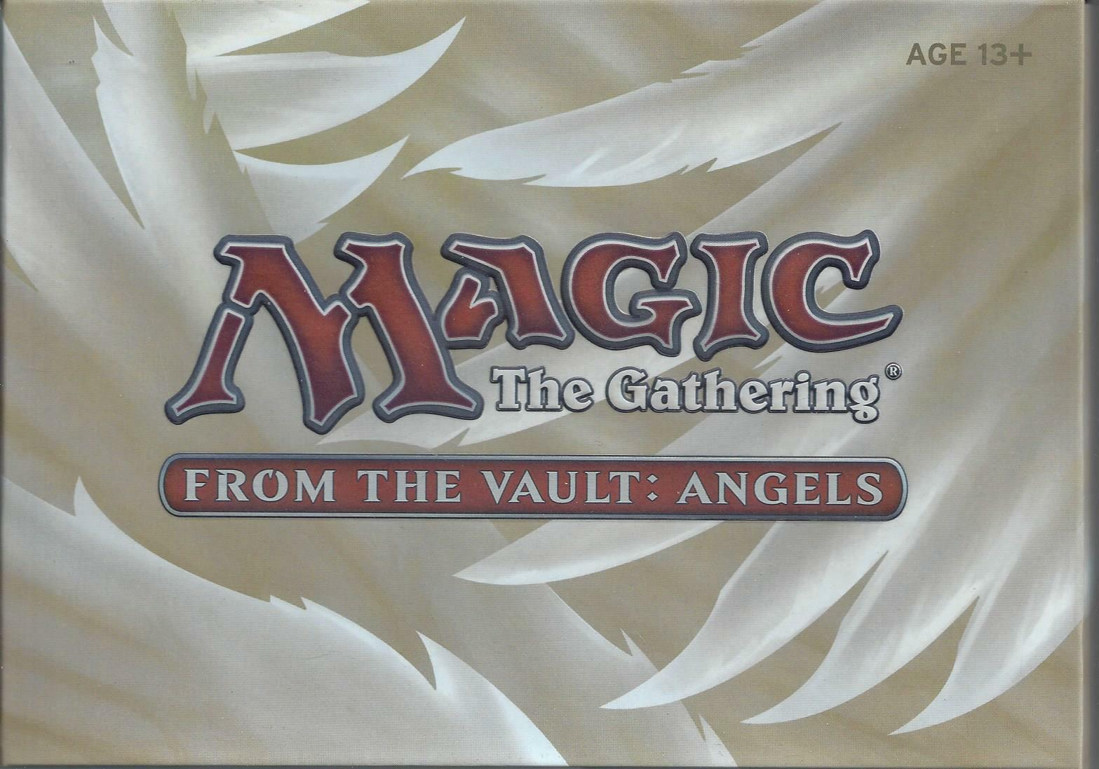 Magic the Gathering - Factory Sealed - From The Vault Angels
