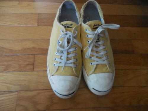 Vintage CONVERSE Jack Purcell Classic Shoes Men's