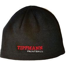 Tippmann Beanie - Black - Paintball
