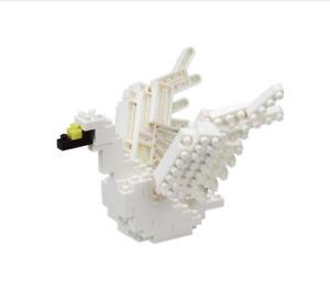 Nano Block Micro-Sized Building Blocks Kawada NBC-122 NEW NANOBLOCK Sloth