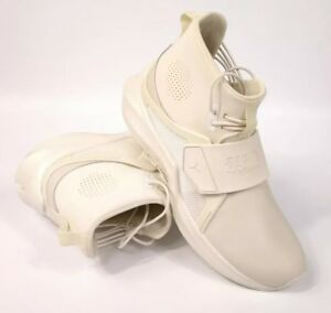 White Womens Puma Fenty by Rihanna Trainer High Knee  Casual   Sneakers