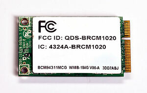 4324A-BRCM1020 DRIVERS FOR MAC