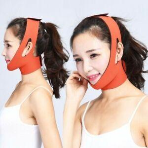Facial-Thin-Face-Slimming-Bandage-Mask-Belt-Shape-Lift-Reduce-Double-Chin-RO