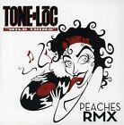 Peaches & Tone Loc-Wild Thing: Peaches RMX CD Single, Import New