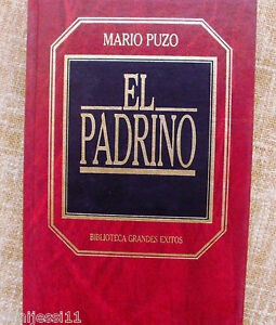 El-Padrino-Mario-Puzo-Ediciones-Orbis-1986-o-1988-Barcelona-Tapa-dura