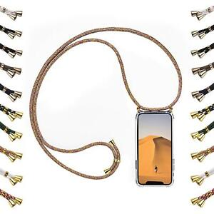 Handy-Huelle-inkl-Band-Handykette-Schutzhuelle-Schnur-Seil-Kordel-Case-umhaengen