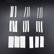 320pcs 8 Sizes White Color Polyolefin 21heat Shrink Tubing Assortment Sleeving