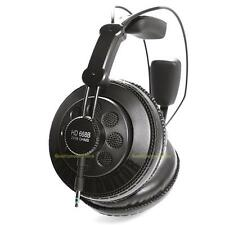 Superlux HD668B Semi-open Dynamic Professional DJ Studio Monitoring Headphone