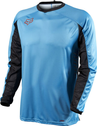 Fox Racing Attack L/S Long Sleeve Jersey Blue