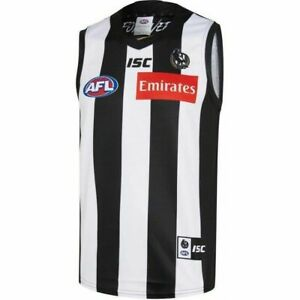Collingwood-Magpies-AFL-2019-ISC-Home-Guernsey-Adults-Sizes-S-3XL