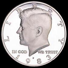 2000 S Kennedy Gem Clad Proof Half Dollar Sharp
