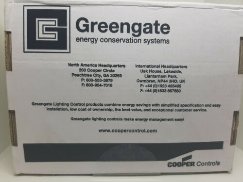 GREENGATE OAC-DT-2000-DMV Dt Dr Ceiling 2000Sqft 120-347V ~ New In Box
