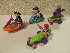 McDonalds-Rev-Ups-McDonaldland-Ronald-Birdie-Hamburglar-Grimace-1992