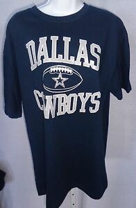 Dallas-Cowboys-Football-Short-Sleeve-T-Shirt-Navy