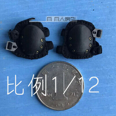 "1//12 CrazyFigure Task force ranger Headsculpt Head Model For 6/"" Figure Doll Toy"