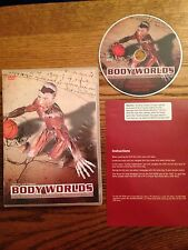 Gunther Von Hagens Body Worlds Anatomical Exhibit Plastination Anatomy DVD