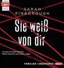 Sie weiß von dir von Sarah Pinborough (2016)