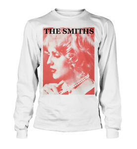 The-SMITHS-T-Shirt-Morrissey-Sheila-Take-A-Bow-Long-Sleeved-Unisex